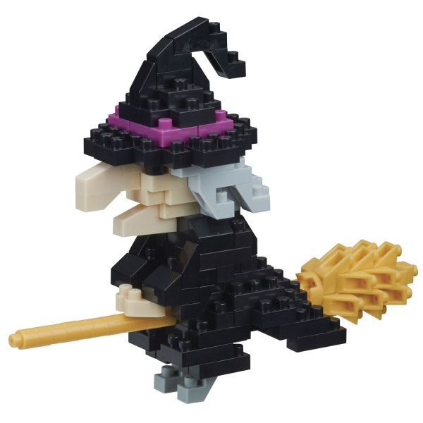Witch (Hexe) (Nanoblock NBC-314)