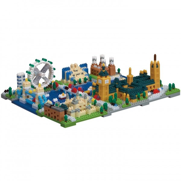 London (Nanoblock NB-029)