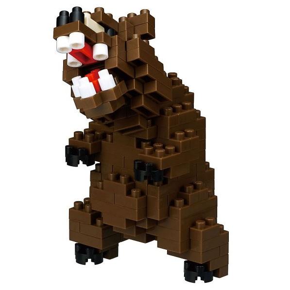 Grizzly Bär (Nanoblock NBC-222)
