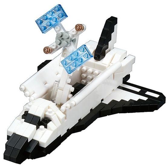 Space Shuttle Orbiter (Nanoblock NBH-128)