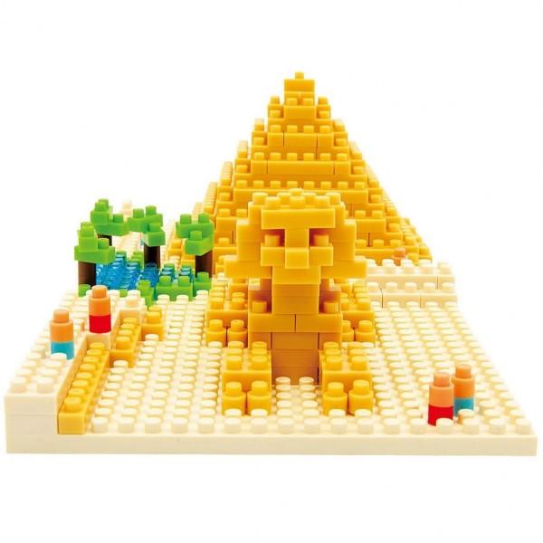 Great Pyramid of Giza (Nanoblock NBH-033)