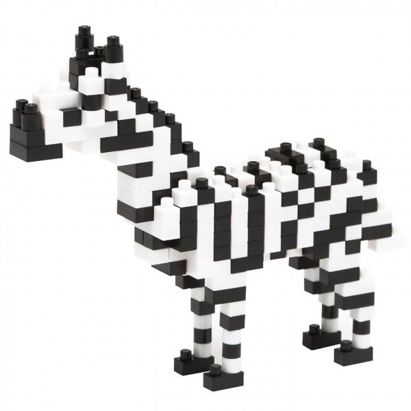 Zebra (Nanoblock NBC-105)