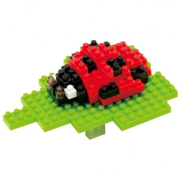 Seven-spot Ladybird (Marienkäfer) (Nanoblock IST-007)