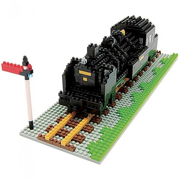 Steam Locomotive (Nanoblock NBM-001)
