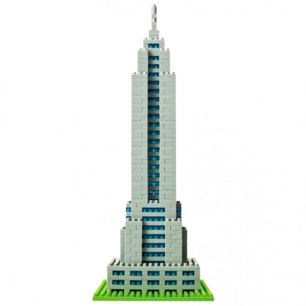 Empire State Building (Nanoblock NBM-004)