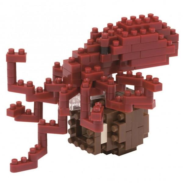 Common Octopus (Nanoblock NBC-134)