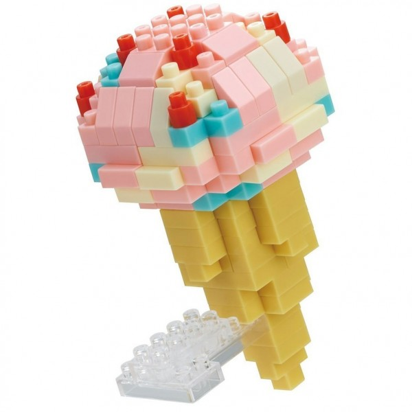 Ice cream (Nanoblock NBC-247)