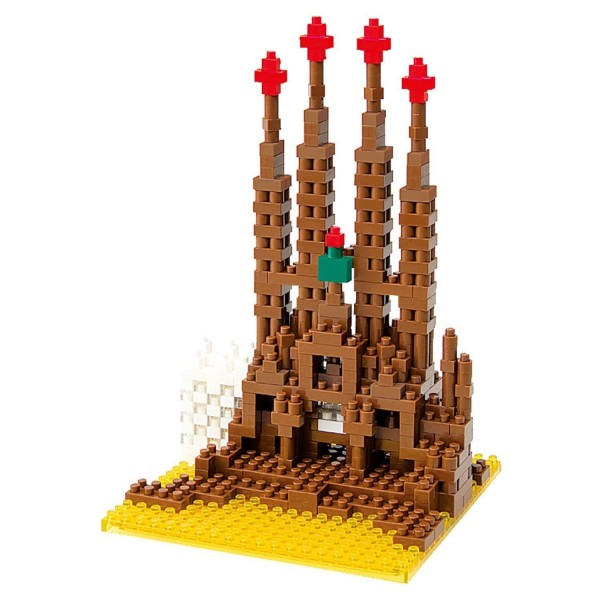 Sagrada Familia (Nanoblock NBH-005)