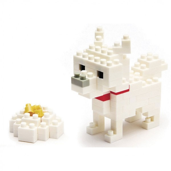 Hokkaido Dog (Nanoblock NBC-005)