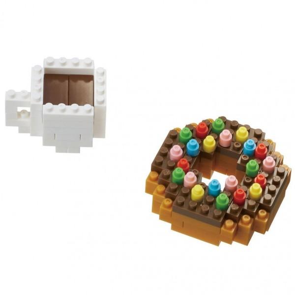 Donuts & Kaffee (Nanoblock NBC-246)