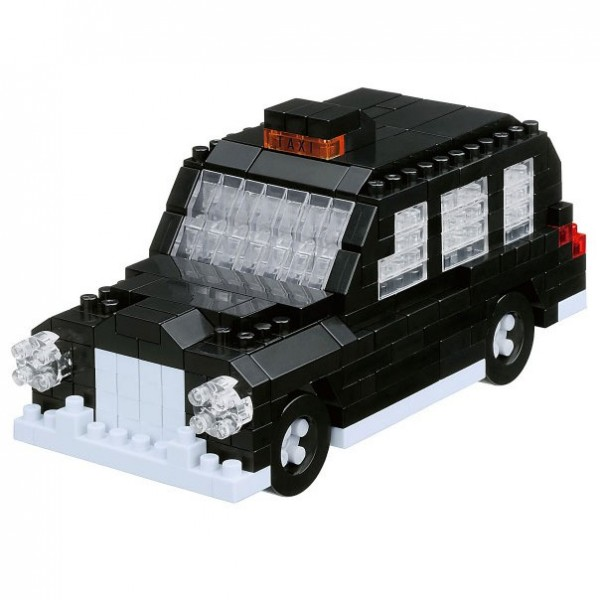 Taxi of London (Nanoblock NBH-141)