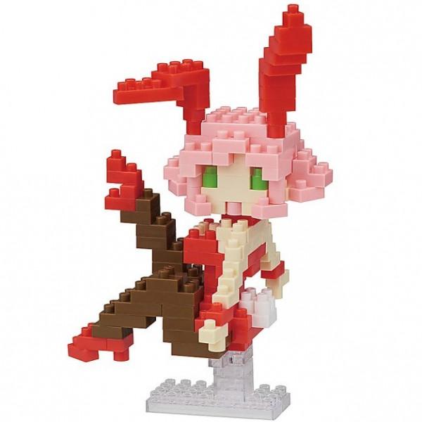 Bunny girl (Nanoblock NBC-251)