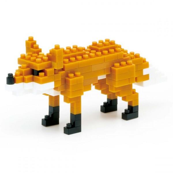 Fuchs (Nanoblock NBC-076)
