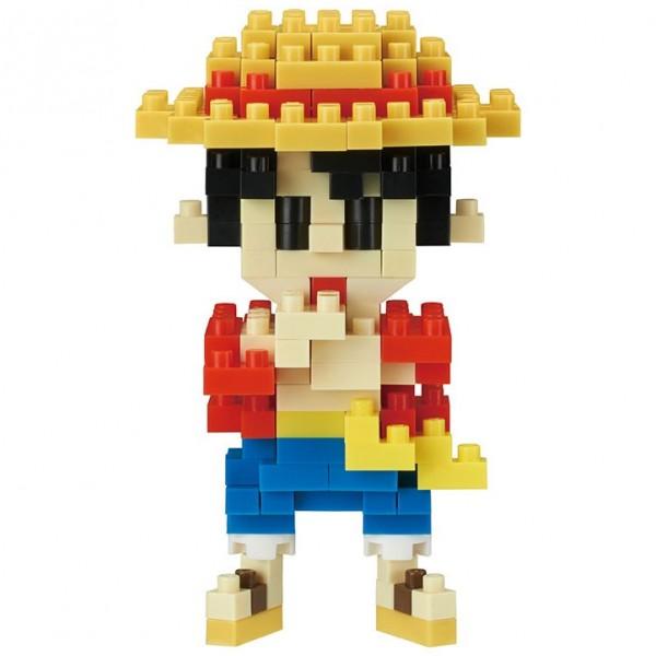 One Piece Luffy (Nanoblock NBCC-045)